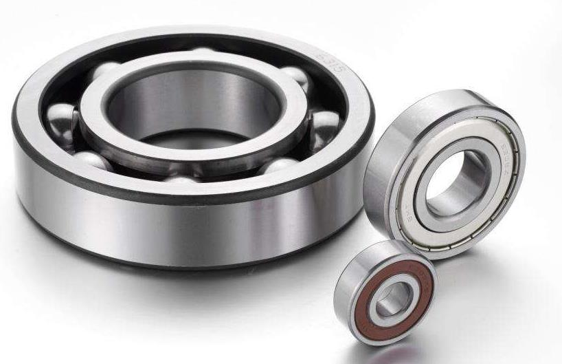 Thrust bearing installation and noise detection