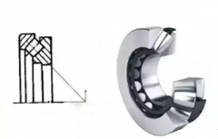 Self-aligning Thrust Roller Bearings